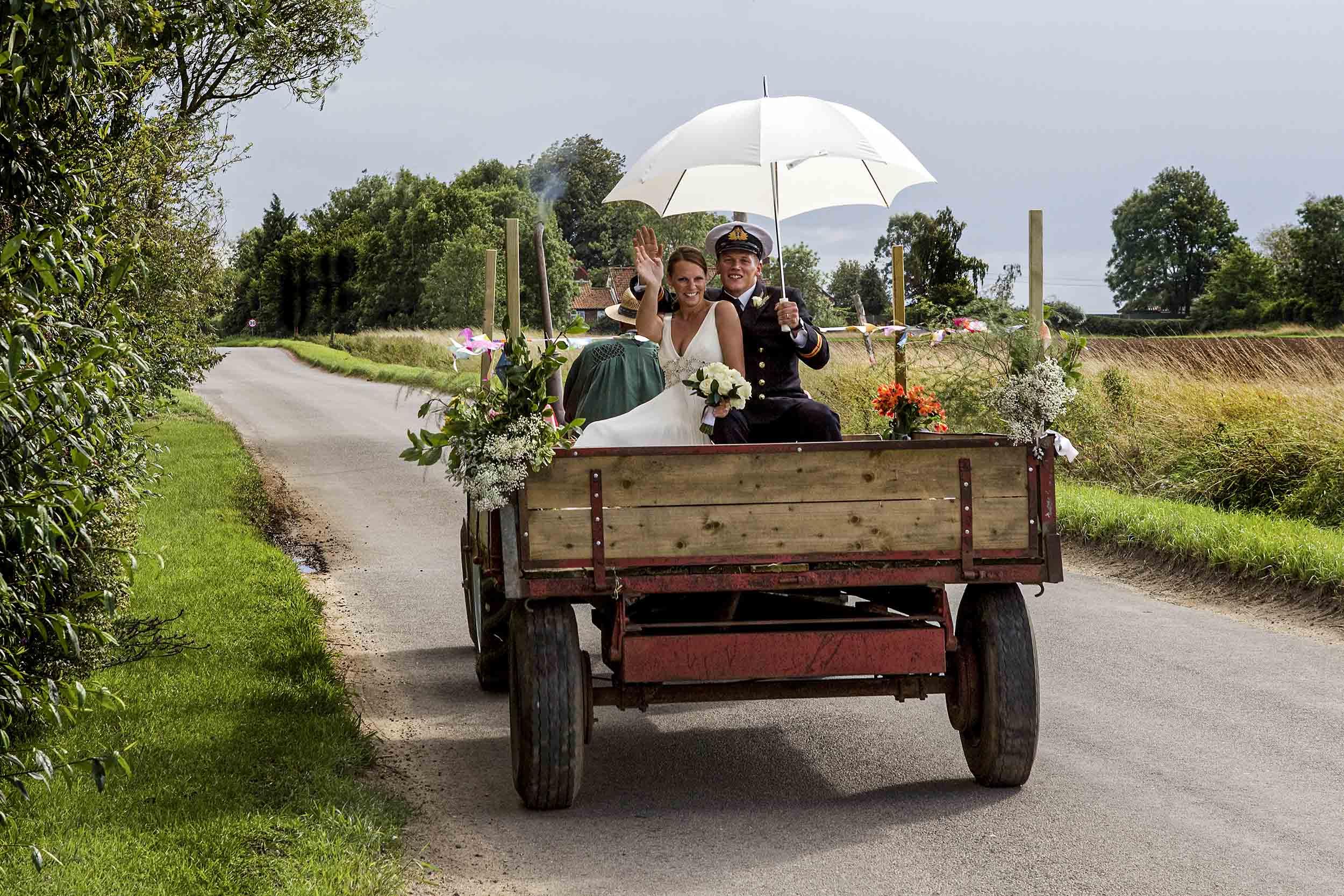 Wedding Farewell Photography