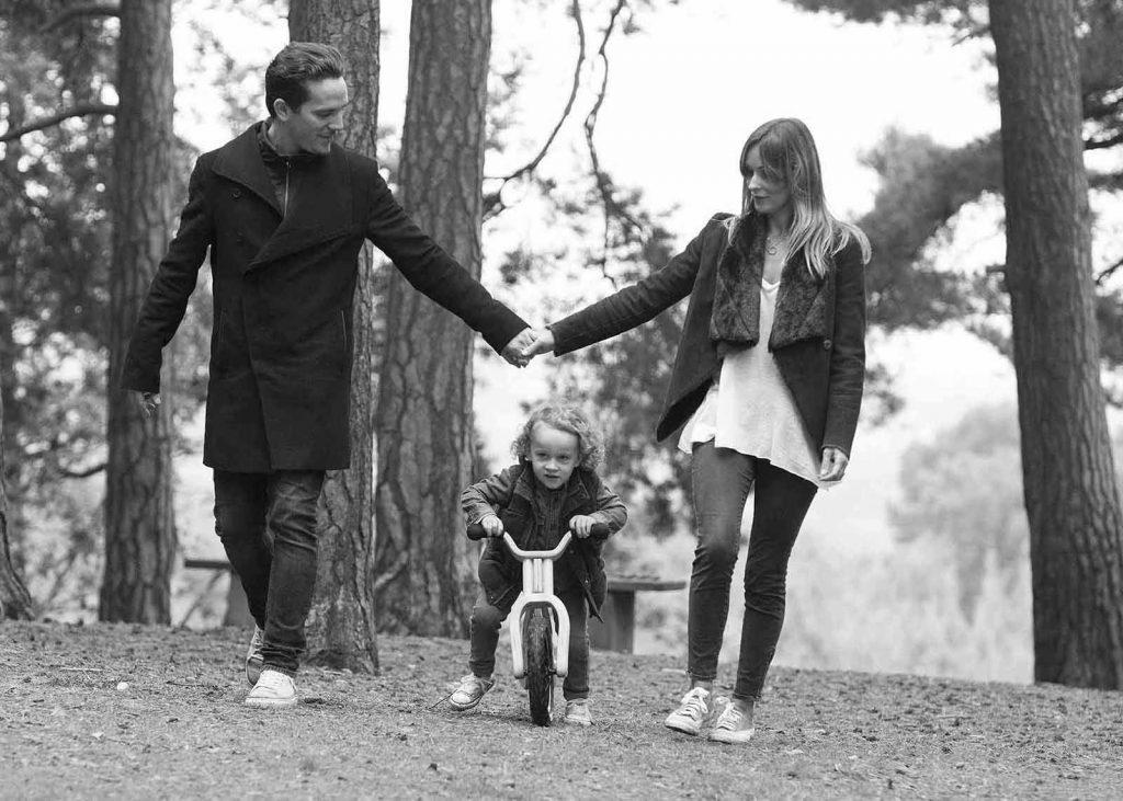 family photoshoot berkshire