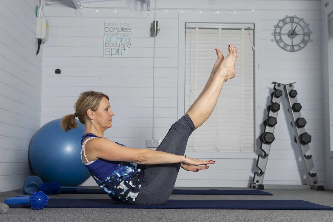 small business pilates
